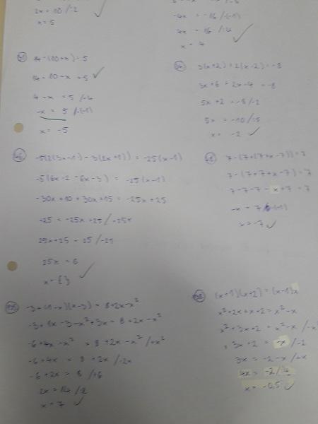 različne ravni znanja enačb1
